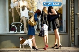 Blue glass, shop window, Mavi cam, Dükkan camı, 0532 245 00 78